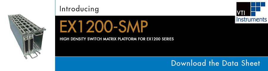 EX1200SMP Matriz de conmutacion