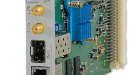 Modulo PTP/ NTP / Sync, el HPS-100 de Meinberg
