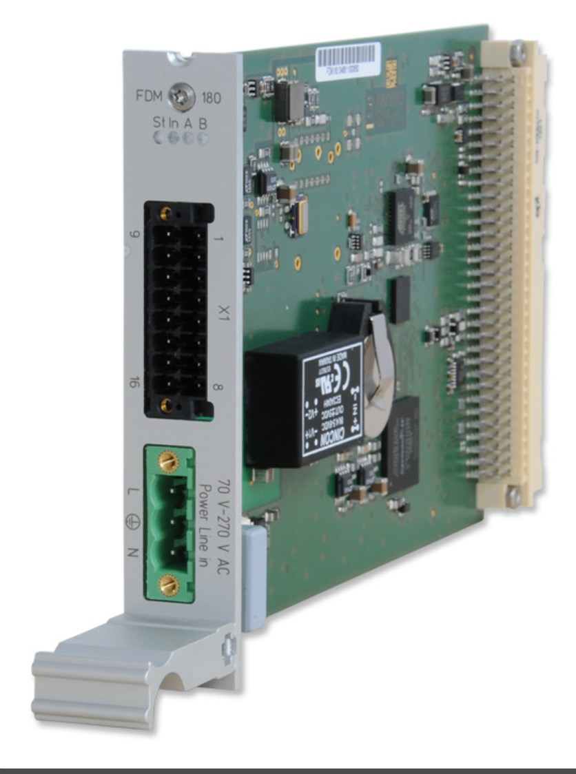 Frequency Deviation Monitor FDM
